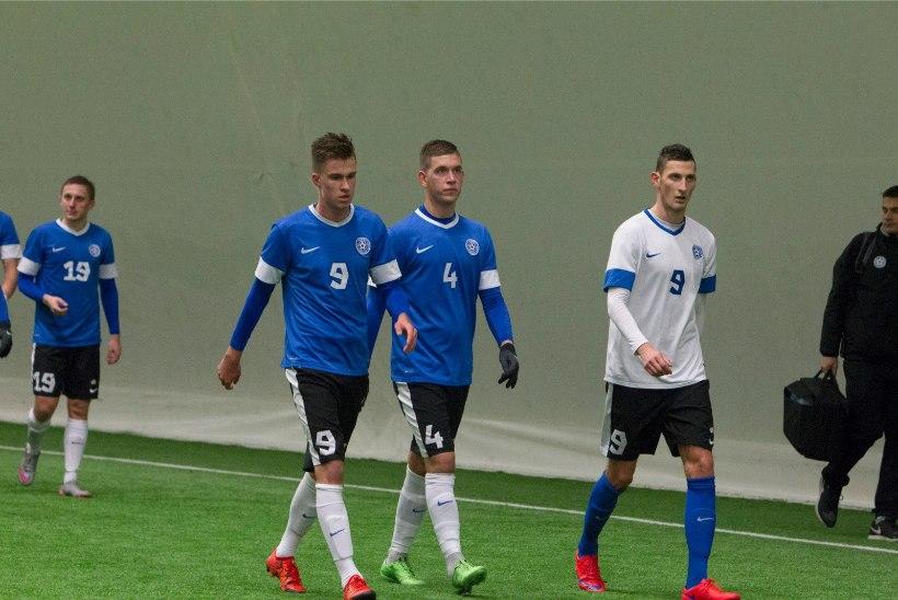 17aastane Mattias Käit debüteerib Rootsi vastu algkooseisus!
