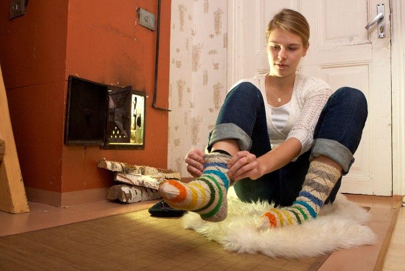 Kuidas jalgade külmetamisele piir panna?
