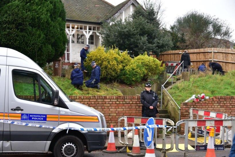 VÕIGAS VERETÖÖ: elukaaslane tappis Briti teletähe ja nende kaks last?