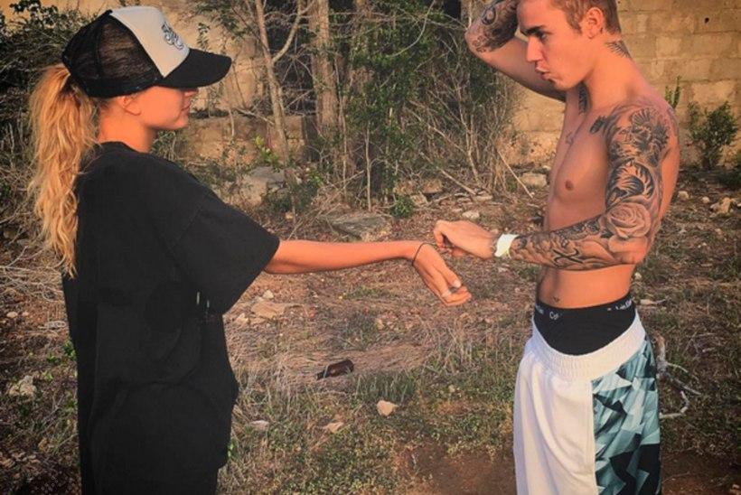 Bieber semmib näitlejate võsuga