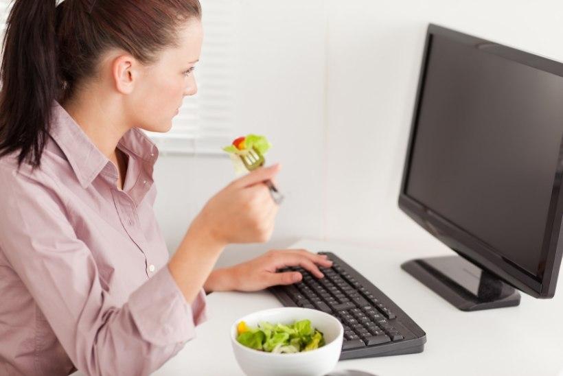 Seitse viga, mida lõunat süües oma kehakaalu huvides vältida