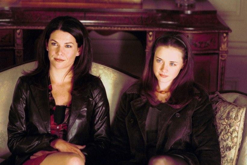 """Algavad """"Gilmore'i tüdrukute"""" võtted?"""
