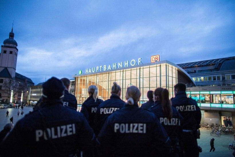 Kölni aastavahetuse õudusi kogenud neiu: nägime, kuidas meeste kamp hakkas naist taga ajama