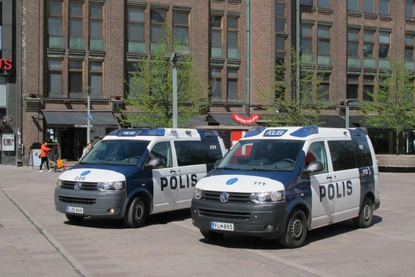 SOOME POLITSEI: iraaklased kavandasid Helsingis naiste ahistamist