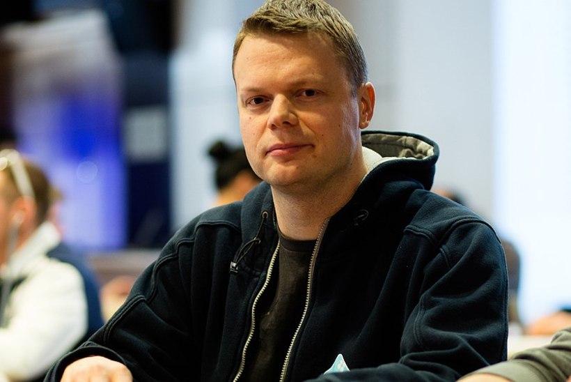 Soome pokkeriäss Juha Helppi tuleb Tallinnasse võistlema