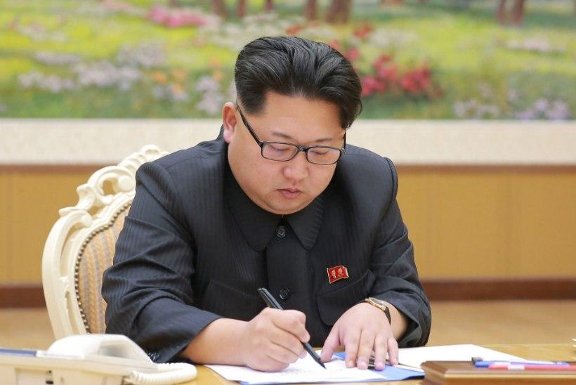 Sünnipäevalaps Kim Jong-un hirmutab maailma vesinikupommiga