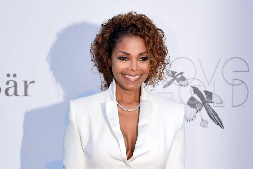 """Janet Jackson: """"Ma ei põe vähki!"""""""