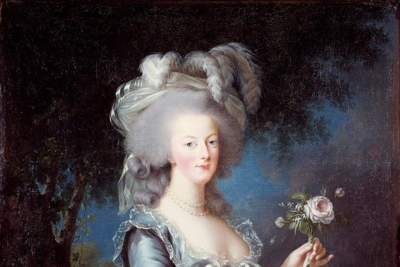 Marie Antoinette'i kahe lapse isa oli armuke