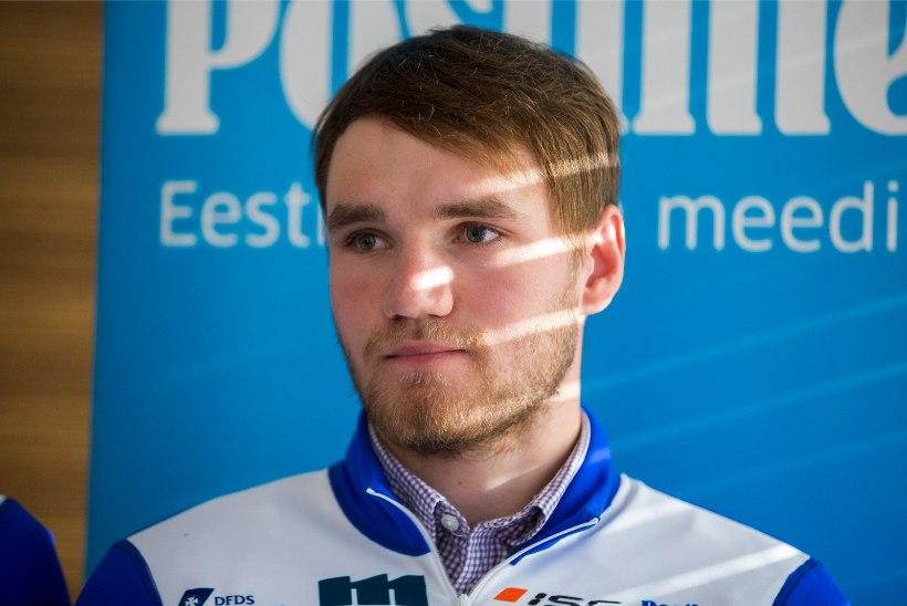 Suusasprinter Marko Kilp Sloveenias 9. kohal