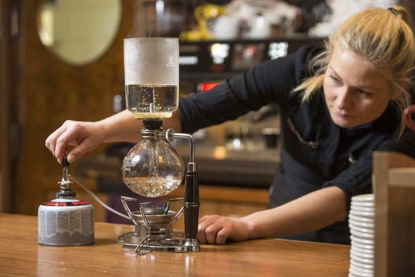 KOHVISÕLTLASTELE: filtrikohvide Ferrari espresso asemel