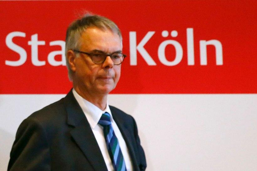 Kölni politseiülem taandati ametist