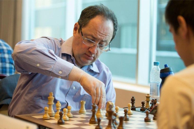 FOTOD   Kaido Külaots alistas Kerese mälestusturniiri kõrgeima Elo reitinguga mängija!