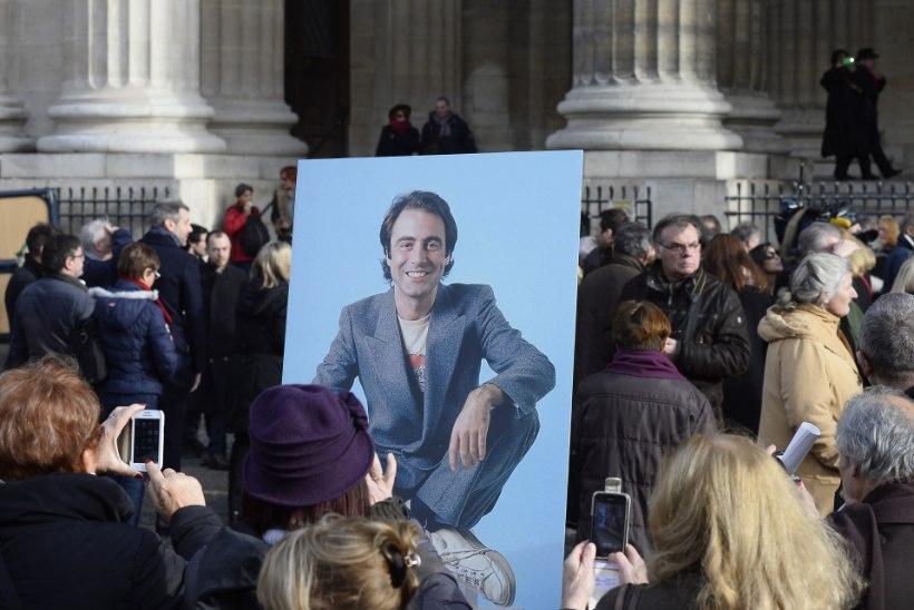 FOTOD JA VIDEO | Pariis saatis viimsele teekonnale tükikese endist Prantsusmaad