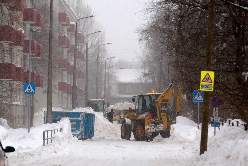Pühapäeval jääb Tallinnas ajutiselt soojata 50 hoonet