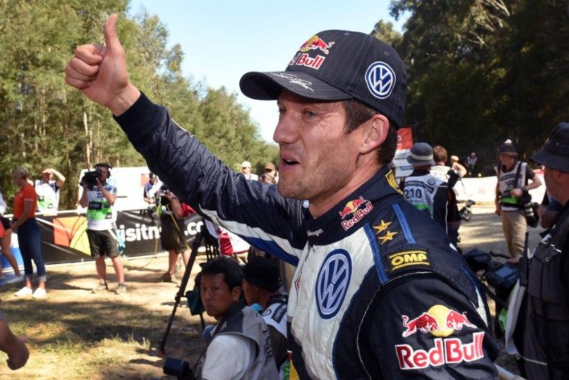 UUE AASTA NALI WRC MOODI: Ogier võitis ka 2016. aasta MM-tiitli