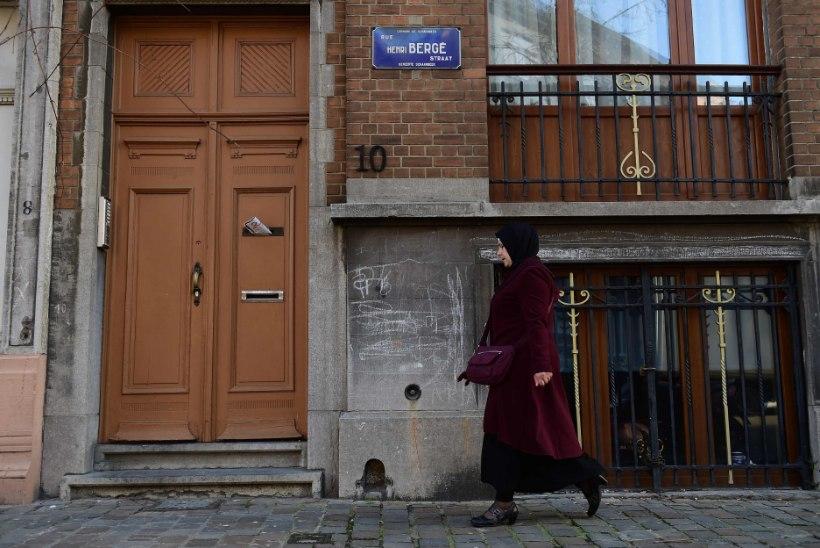 Brüsseli politsei leidis terroristide pommitöökoja