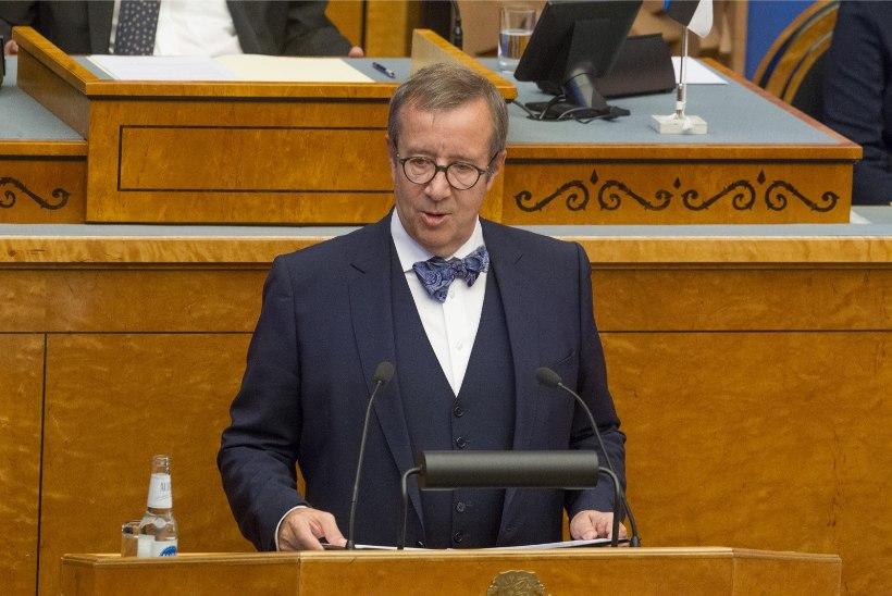 President Ilves: vajame ettevõtlust kõikjal Eestis