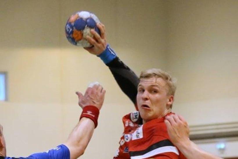 Käsipallurid välismaal: Pinnoneni klubi on Islandil ülekaalukas liider