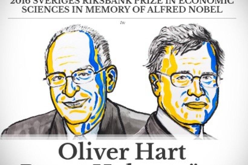 Nobeli majanduspreemia said britt ja soomerootslane