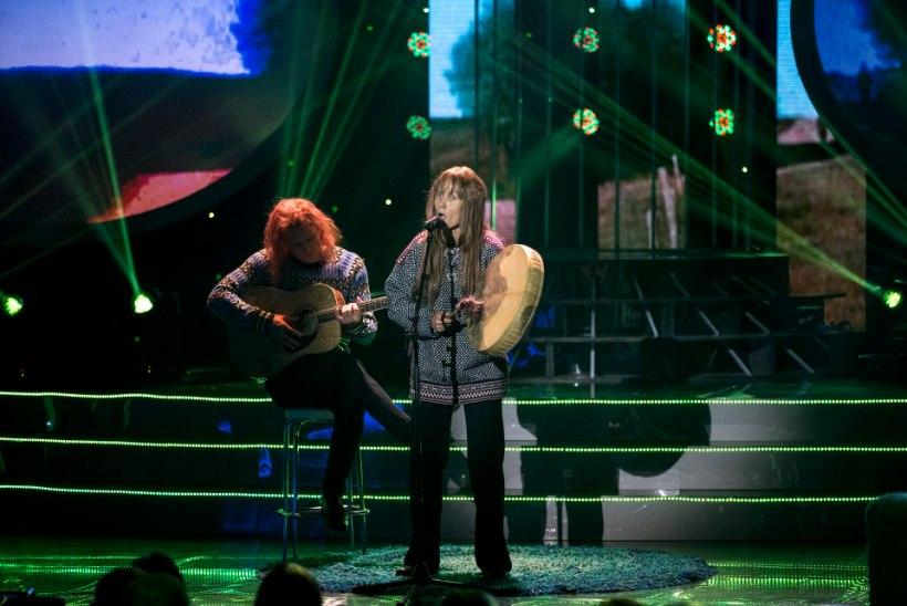 Anne Maasik: nii sassis peaga, kui Inga Lunge, mina lavale ei läinud!