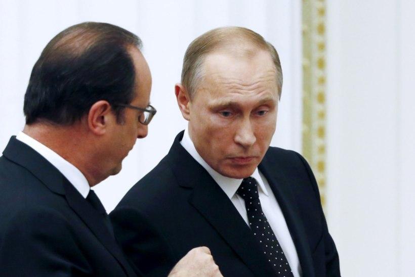 """Hollande pole kindel, kas soovib Putiniga kohtuda: """"Küsin seda küsimust endalt ikka ja jälle."""""""