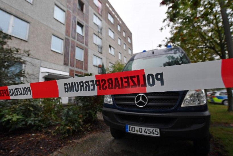 Sakslased kiidavad Chemnitzi pommimehe tabanud süürlasi