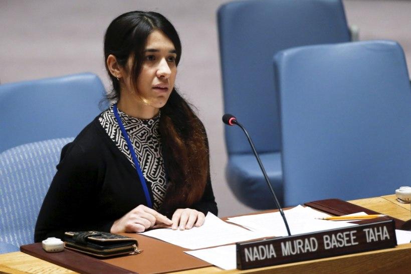 Vaclav Haveli inimõiguste auhinna sai ISISe seksiorjusest pääsenud Nadia Murad