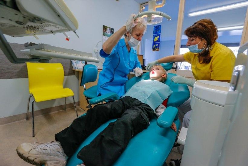 Sotsiaalkomisjon toetas hambaravihüvitiste suurendamist