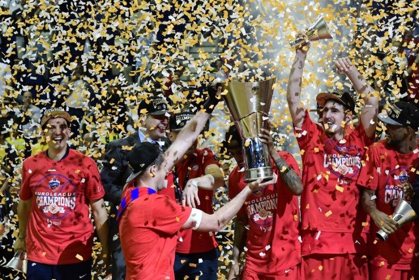 Tõeline Euroopa liiga alustab. Kust tuleb CSKA suurim ohustaja?