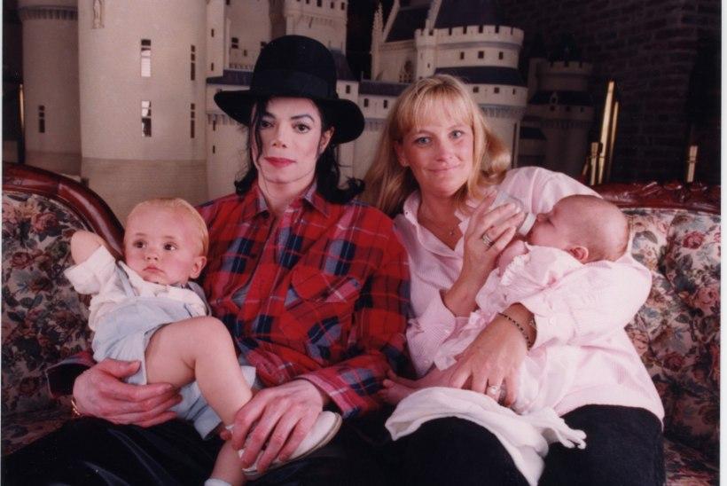 Jacksoni laste ema saab maitsta emarõõme alles surma palge ees