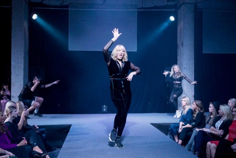 GALERII ja VIDEO | Vaata Liina Steini suurejoonelist moeetendust!