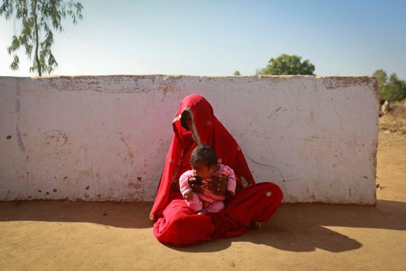 Organisatsioon Päästke Lapsed: iga 7 sekundi järel saab kellestki lapspruut