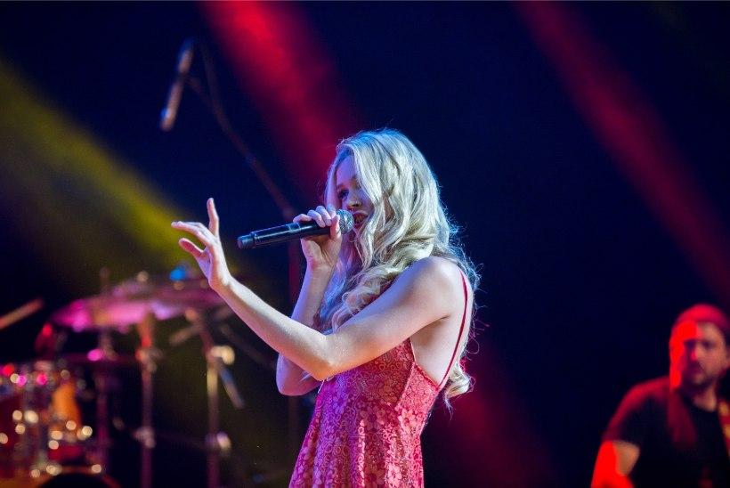 GALERII | Maailmakuulus Joss Stone andis Tallinna publikule kauaoodatud kontserdi