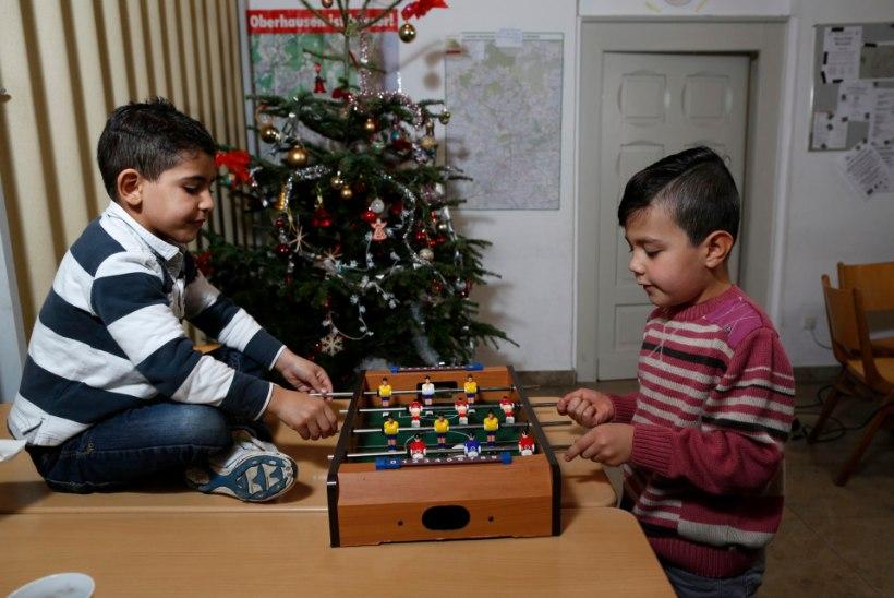 Saksa lasteaed jätab jõulupeo ära