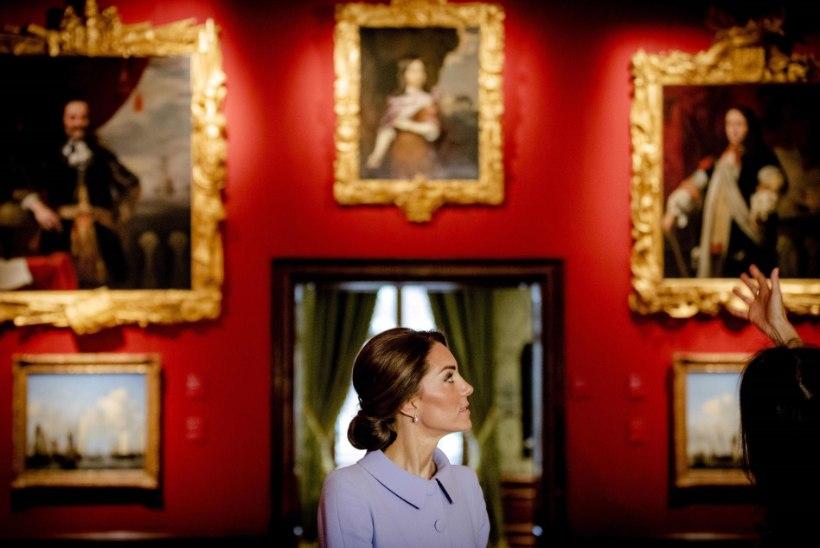 ESIMENE ISESEISEV VÄLISVISIIT | Hertsoginna Catherine külastas Hollandit