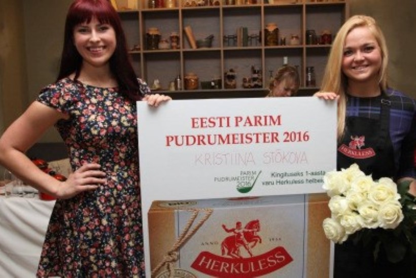 Eesti Parim Pudrumeister Kristiina Stõkova jagab retsepti!