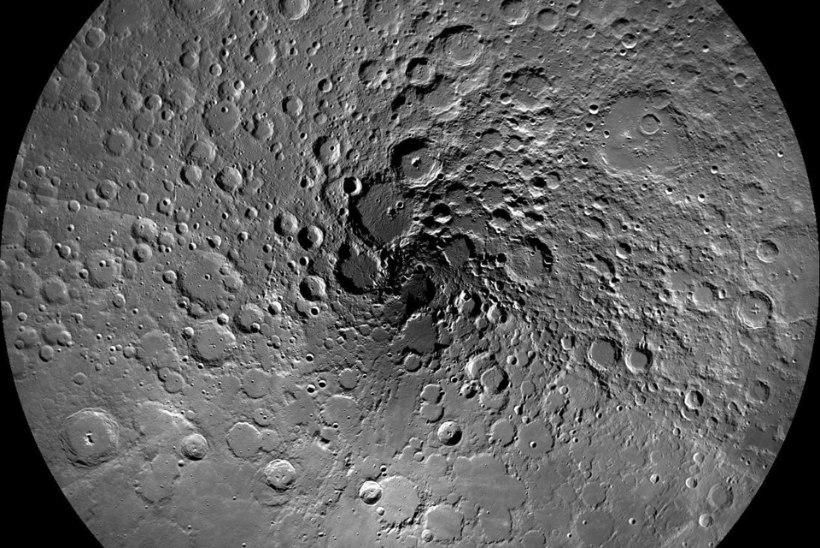 Kuu peale minek võib olla ohtlik: meteoriidid pommitavad Maa kaaslast seni arvatust usinamalt
