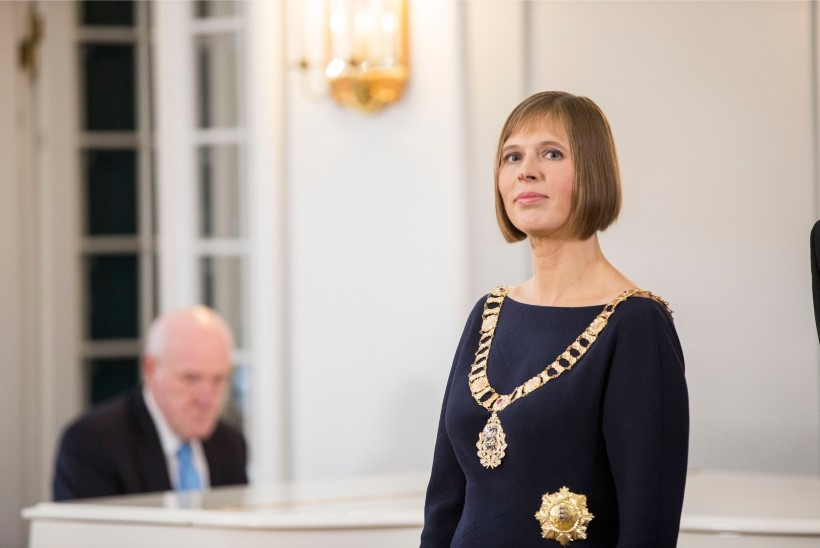 President Kersti Kaljulaidi kohta on Vikipeedias artikkel juba 40 keeles