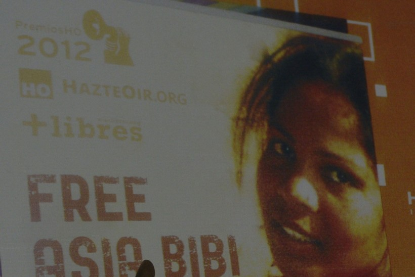 Pakistani kohtunikud keeldusid arutamast poomissurma ootava Asia Bibi kohtuasja