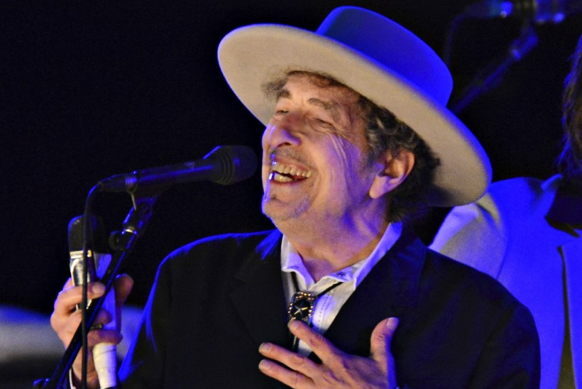 Nobeli kirjanduspreemia sai muusik Bob Dylan