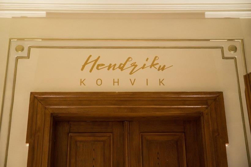GALERII   Nukuteatris avati Hendrik Toompere nimeline kohvik