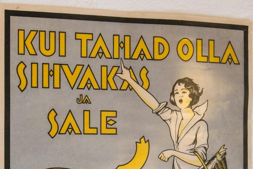 Eestis on kama ja Tallinnas kilu
