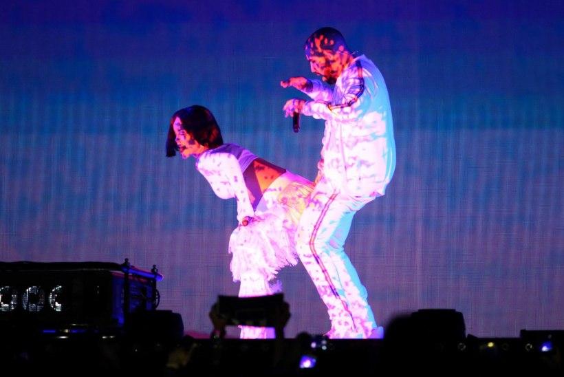 Kas popi superpaar on tõesti lahku läinud?