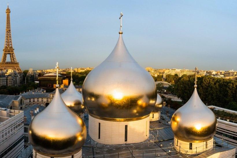 Putin ehitas keset Pariisi Püha Vladimiri katedraali