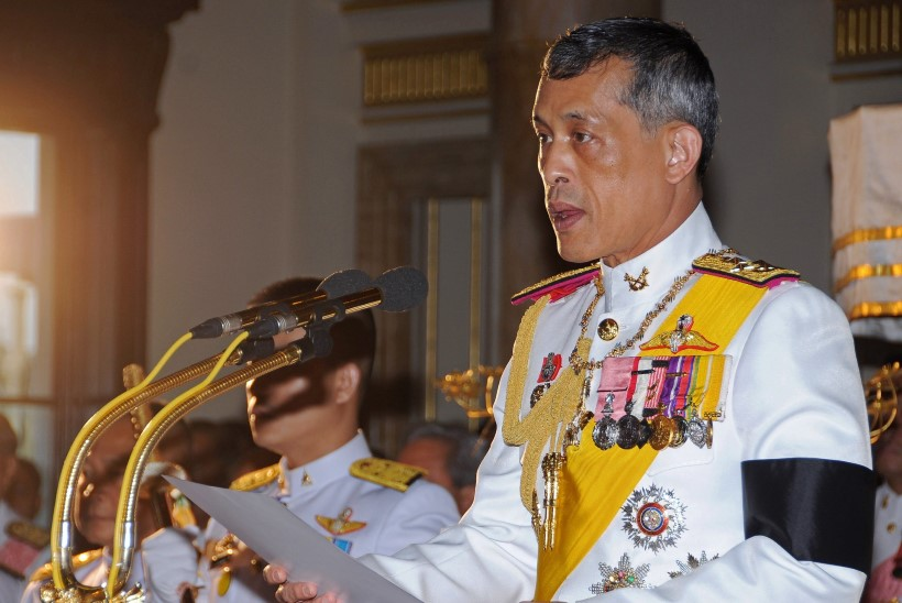 Tai kuningaks saab seelikukütt, kes kuulutas puudli õhuväe kindraliks