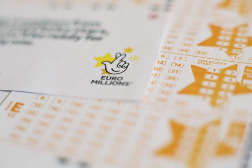 ÕNNESEEN: Belglane võitis lotoga 168 miljonit eurot