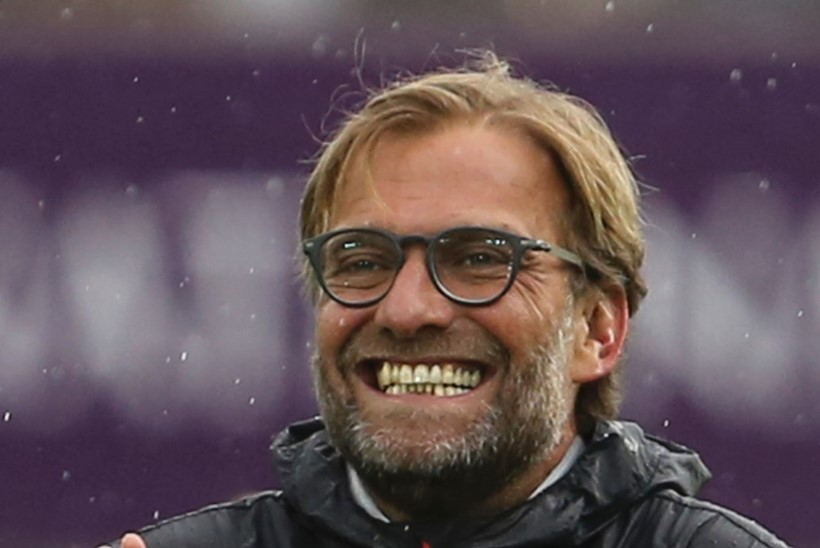 Jürgen Klopp valiti Inglismaa liiga septembri parimaks treeneriks