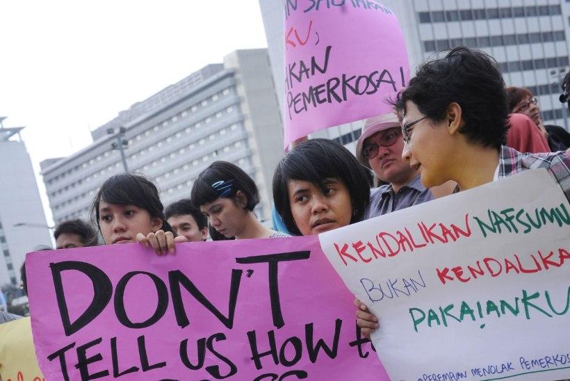 Indoneesias allkirjastati seaduseelnõu: lapsepilastajad kastreeritakse või hukatakse