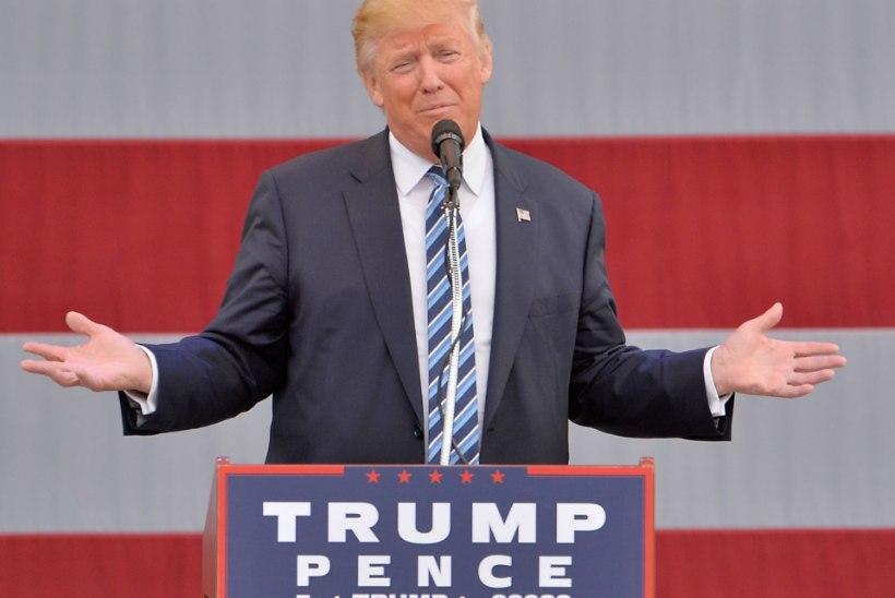 NAISED SÜÜDISTAVAD: Trump kiskus seeliku üles, kabistas ja pressis ligi