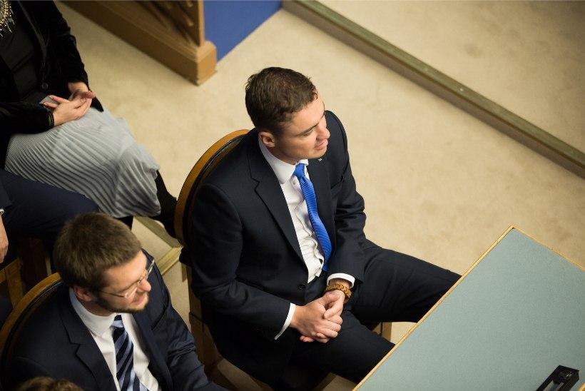 Samost: meil on munadeta valitsus, mida Ossinovski sunnib otsustama